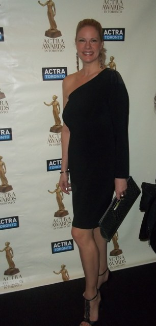 melanie at Actra awards 2013 photo